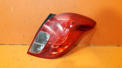 Запчасть фонарь правый Opel Mokka 2012-нв