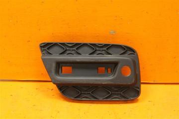 Запчасть накладка бампера задняя правая Renault Sandero Stepway 2013-н.в.