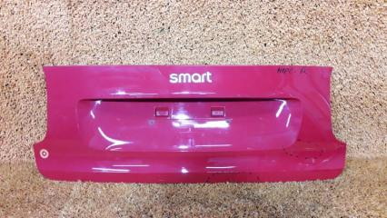 Запчасть накладка двери багажника задняя Smart Fortwo 2014-нв