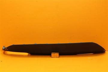 Запчасть юбка бампера задняя Ford Fiesta 2008-н.в.