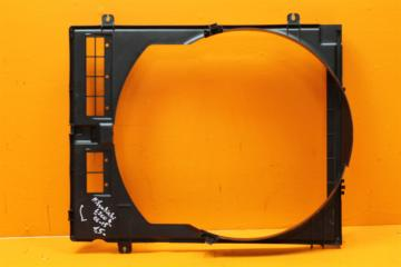 Запчасть диффузор радиатора Mitsubishi L200 2006-2015