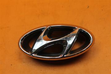 Запчасть эмблема Hyundai i40 2011-нв