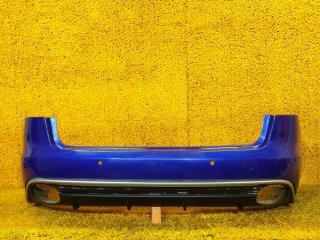 Запчасть бампер задний Audi RS4 2012-2015