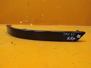 Запчасть накладка бампера задняя правая BMW 7 2001-2005