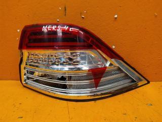 Запчасть фонарь внешний правый Mercedes M-Class ML-Class GLE-Class 2011-2015