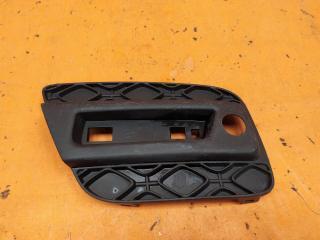 Запчасть накладка бампера задняя правая Renault Sandero 2013-н.в.
