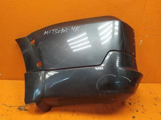Запчасть бампер задний левая часть задний левый Mitsubishi Pajero 2006-нв
