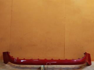 Запчасть бампер передний Jeep Renegade 2014-нв