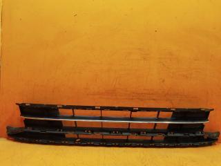 Запчасть решетка бампера передняя volkswagen Passat 2014-нв