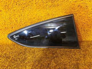 Запчасть стекло глухое правое Opel Astra 2009-нв