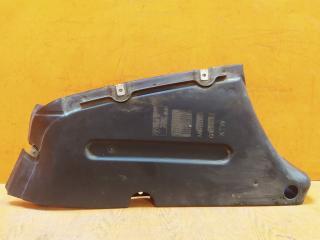 Запчасть защита бампера задняя правая BMW 3 series 2013-нв