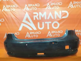 Запчасть бампер задний Nissan Almera 2012-2018
