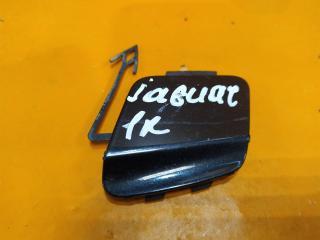 Запчасть заглушка буксировочного крюка передняя Jaguar XF 2015-нв