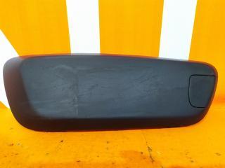 Запчасть накладка бампера передняя правая RENAULT Sandero 2013-нв