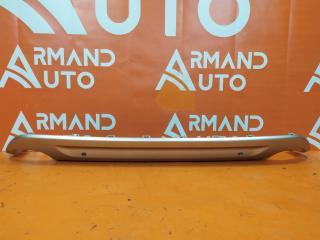 Запчасть накладка бампера задняя Volvo xc70 2007-2016
