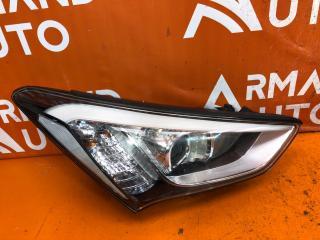 Фара правая Hyundai Santa Fe 2012-2016