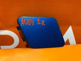 Запчасть заглушка буксировочного крюка передняя Audi Q3 2014-2018