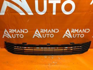 Запчасть решетка бампера передняя Toyota Camry 2011-2014