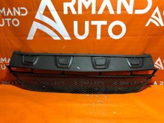 Запчасть решетка бампера передняя Mercedes GLC-Class 2015-2019
