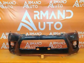 Запчасть бампер передний Toyota Hilux 2015-нв