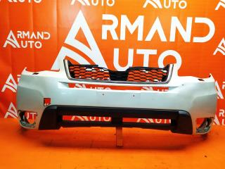 Запчасть бампер передний Subaru Forester 2012-2015