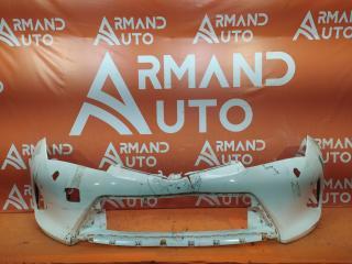 Запчасть бампер передний Toyota Auris 2012-2015