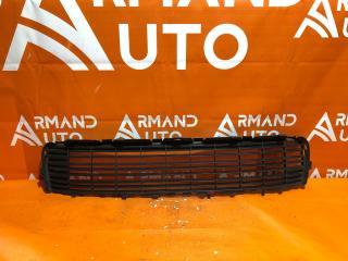 Запчасть решетка бампера передняя Peugeot 3008 2009-2013