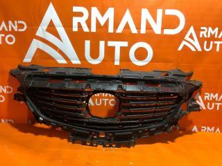 Запчасть решетка радиатора Mazda 6 2015-2018