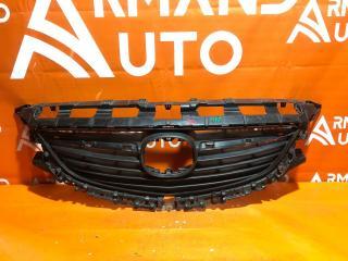 Запчасть решетка радиатора Mazda 6 2012-2015