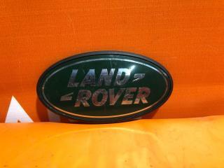 Запчасть эмблема задняя Land Rover Freelander 2006-2014