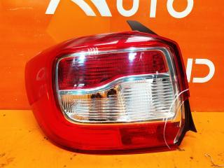 Запчасть фонарь левый Renault Logan 2012-2018