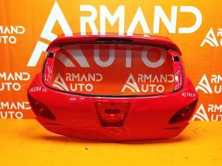 Запчасть дверь багажника Opel Astra 2009-нв