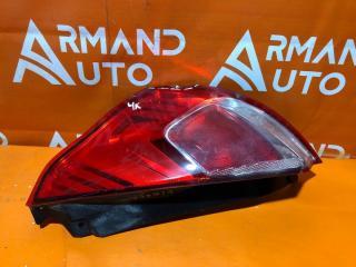 Запчасть фонарь правый Ford Fiesta 2012-нв