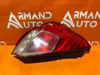 Запчасть фонарь левый Ford Fiesta 2012-нв