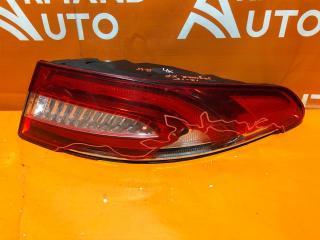 Запчасть фонарь внешний правый Jaguar XF 2011-2015