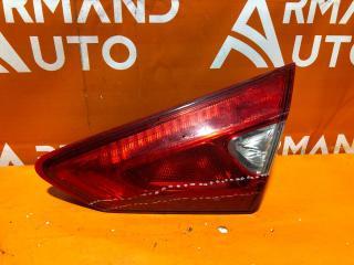 Запчасть фонарь внутренний задний правый Nissan Tiida 2015-2018