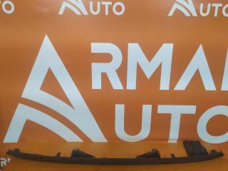 Запчасть накладка бампера задняя Toyota Highlander 2013-нв