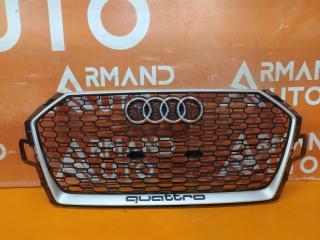 Запчасть решетка радиатора Audi RS4 2017-нв