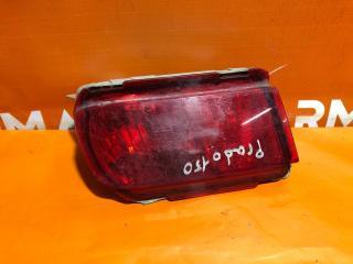 Запчасть фонарь противотуманный задний правый Toyota Land Cruiser Prado 2009-нв