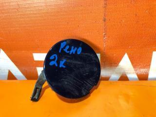 Запчасть заглушка буксировочного крюка задняя Renault Dokker 2012-нв