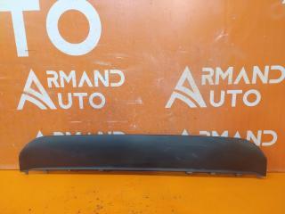 Запчасть накладка бампера задняя Mercedes V-Class 2014-нв