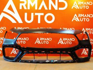 Запчасть бампер передний Mercedes AMG GT 2017-нв