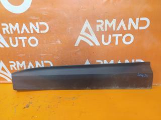 Запчасть молдинг двери передний левый HYUNDAI Grand Santa Fe 2012-2019
