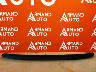 Запчасть юбка бампера задняя Hyundai Elantra 2015-нв
