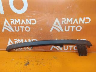 Запчасть накладка бампера задняя Toyota Highlander 2016-нв