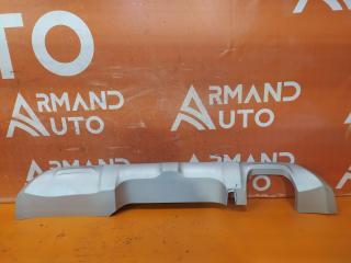 Запчасть накладка бампера задняя Kia Picanto 2017-нв