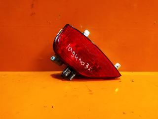 Запчасть фонарь противотуманный левый RENAULT Laguna 2001-2008