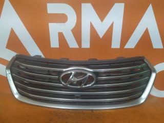 Запчасть решетка радиатора Hyundai Grand Santa Fe 2015-2019