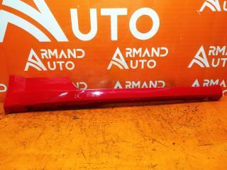 Запчасть накладка порога правая Audi TT 2014-нв