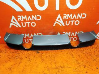 Запчасть накладка бампера задняя Audi TT 2014-нв